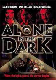 Poster for Jack Sholder's Alone in the Dark