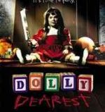 Poster for Maria Lease's Dolly Dearest.