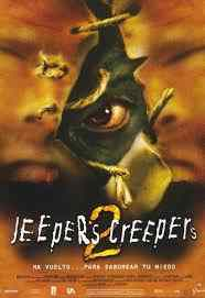Victor Salva's Jeepers Creepers 2 Poster.
