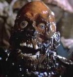 A scene from Return of the Living Dead which is one of Ten of the Best Non-Romero Zombie Films