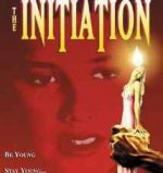 Poster for Larry Stewart's The Initiation.