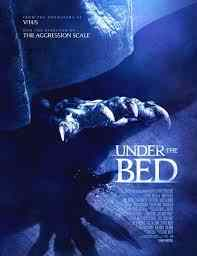Poster for Steven C. Miller's Under The Bed.