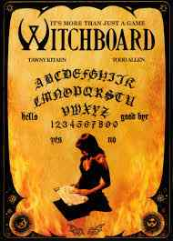 Poster for Kevin Tenney's Witchboard.