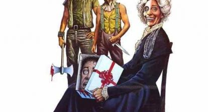 Poster for Charles' Kaufman's Mother's Day 1980.