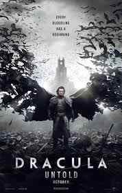 Poster for Gary Shore's Dracula Untold.