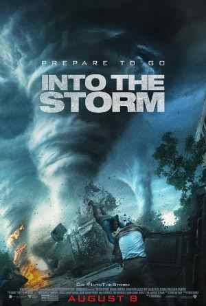 Poster for the Steven Quale disaster film Into the Storm.