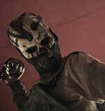 The masked killer (Lee Main) in Jack Messitt's 2008 slasher Midnight Movie.