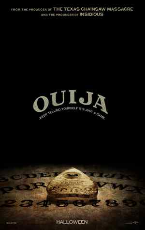 Check out this Ouija TV Spot. The poster for the Stiles White horror film Ouija. We also have a Ouija TV Spot.