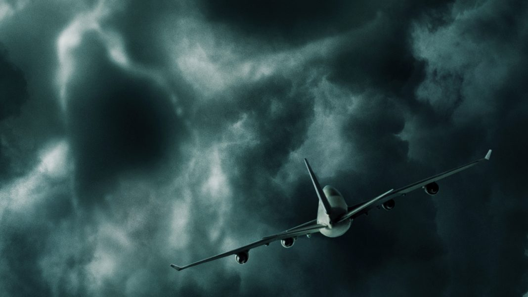 Takashi Shimizu directs the new in-flight horror movie mystery, 7500.