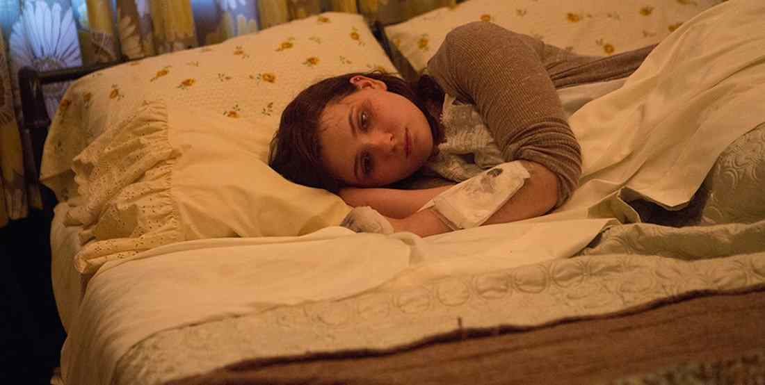 Abigail Breslin as the titular character in Henry Hobson's Maggie.
