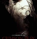 Poster for Guillermo del Toro's Crimson Peak.