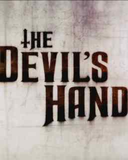 Promo art for Christian E. Christiansen's The Devil's Hand.