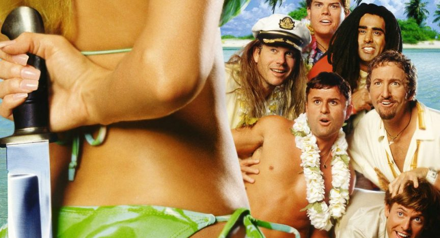 Club Dread directed by Jay Chandrasekhar.