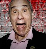 Lloyd Kaufman takes the ALS Ice Bucket Challenge.