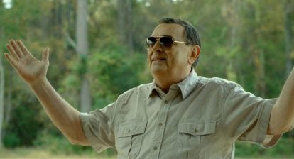 Ti West's The Sacrament.
