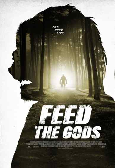 Poster art for Feed the Gods.