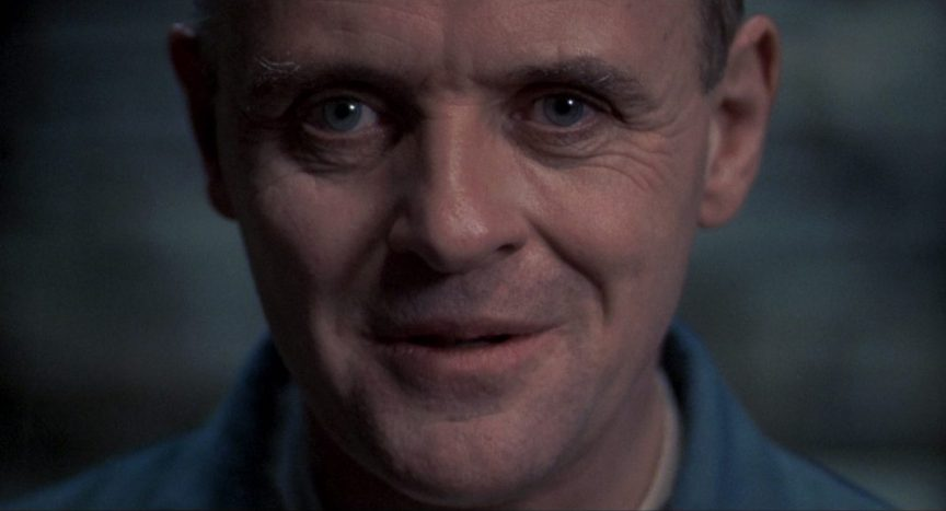 Anthony Hopkins who played the iconic cannibal Dr in the popular movies Hannibal, Red Dragon and The Silence of The Lambs.