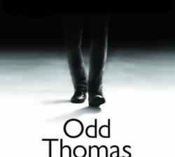 The movie Odd thomas starring Anton Yelchin and directed by Stephen Sommers.
