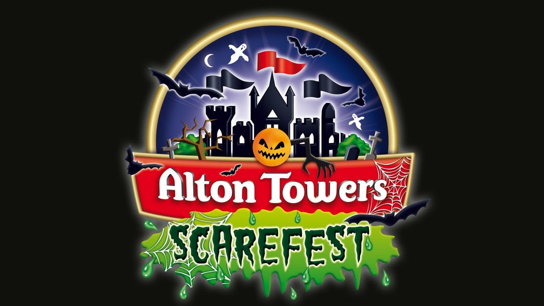 The scarefest experience 2014 at Alton Towers.