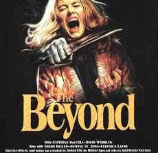 Lucio Fulci. Italian Horror. The Beyond eighties horror movie directed by Lucio Fulci.