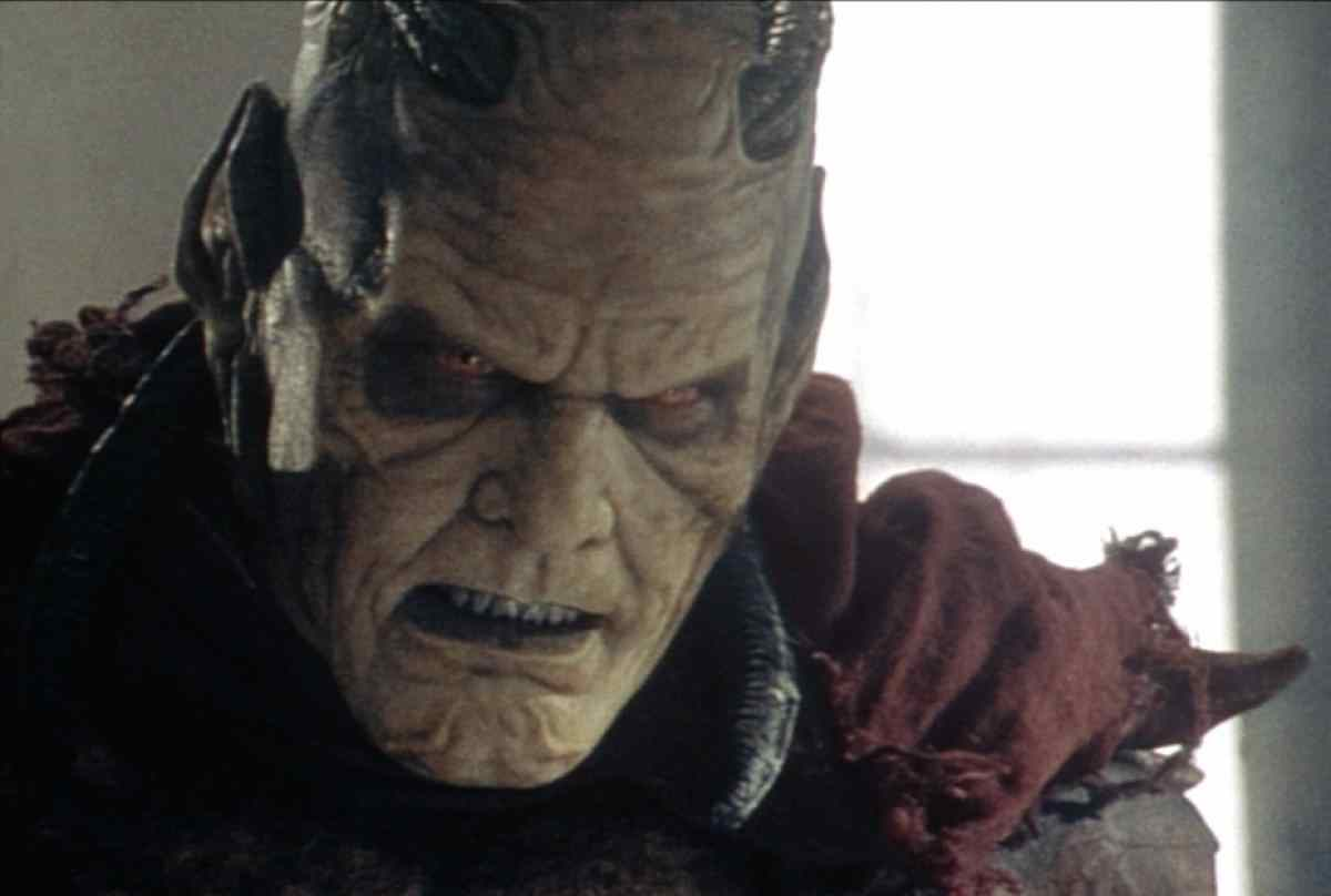 The 1997 Wishmaster movie.