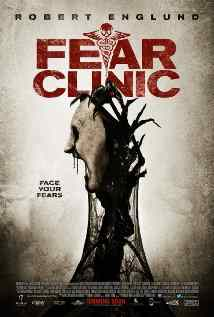 Fear Clinic poster.
