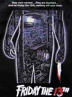 Epix. the movie friday the 13th 1980 directed by Sean S. Cunningham.