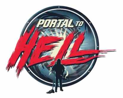 Logo for Portal to Hell.