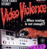 Cover art for Video Violence on VHS