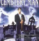 Cemetery Man poster 1994