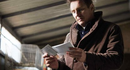 Liam neeson in A walk among the tombstones directed by scott frank.