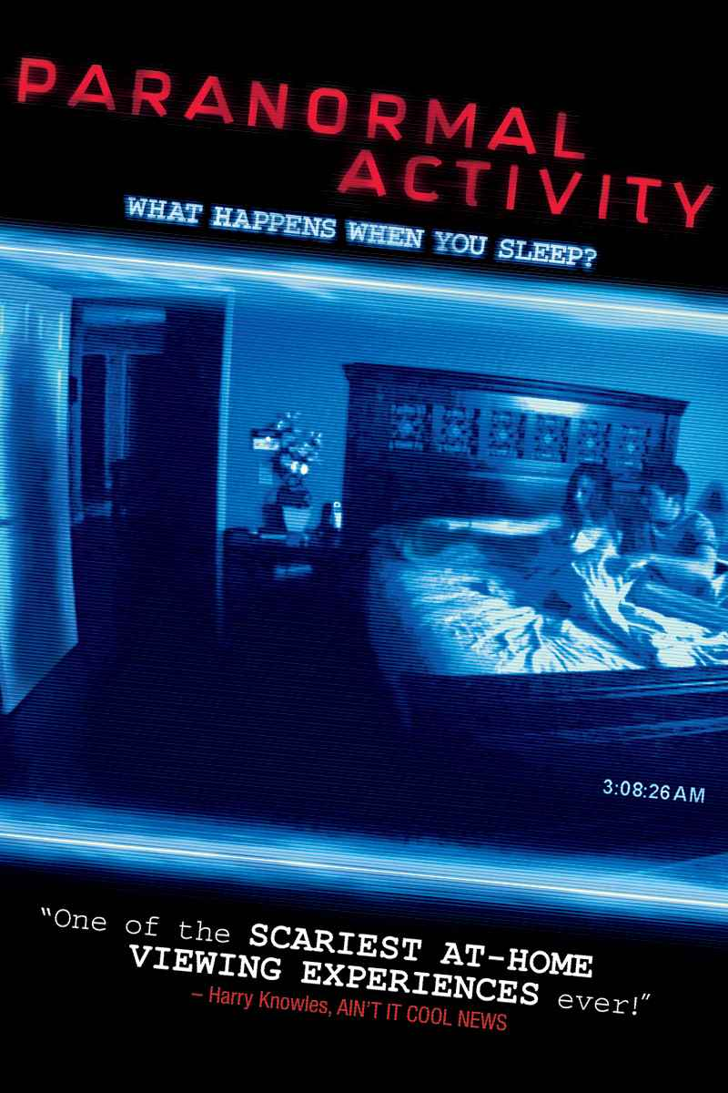 Paranormal Activity 5.