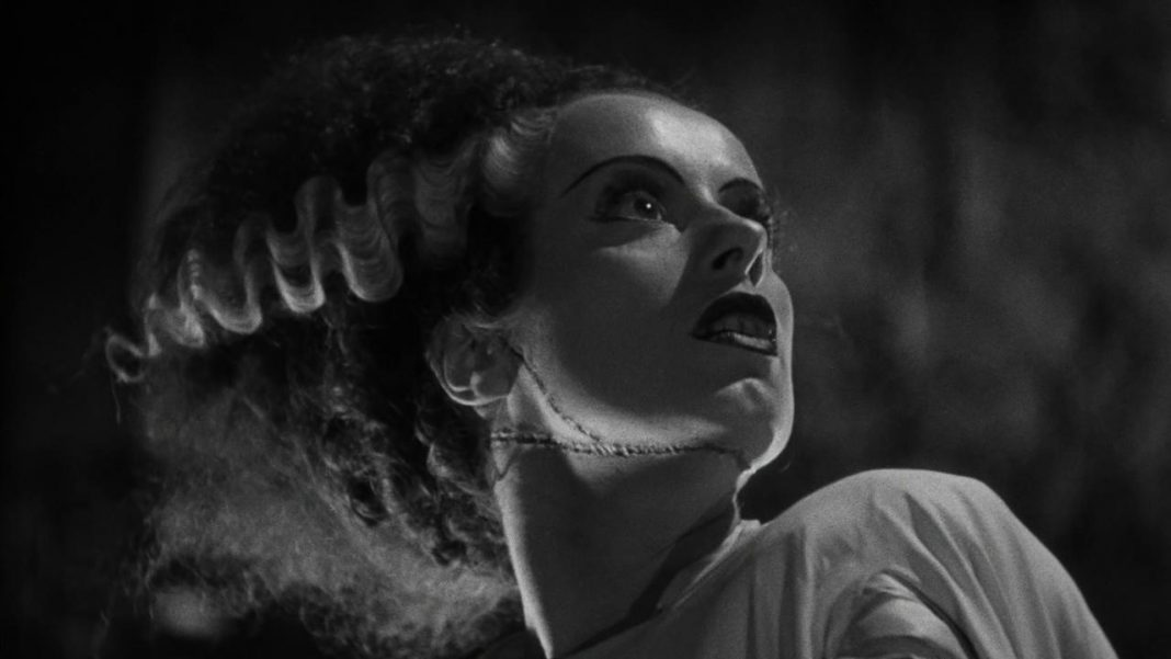 Bride of Frankenstein - Universal Monsters created for the movies