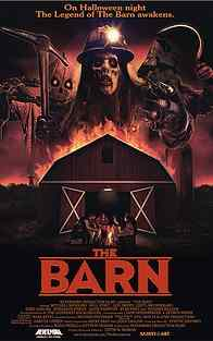 Poster art for The Barn.