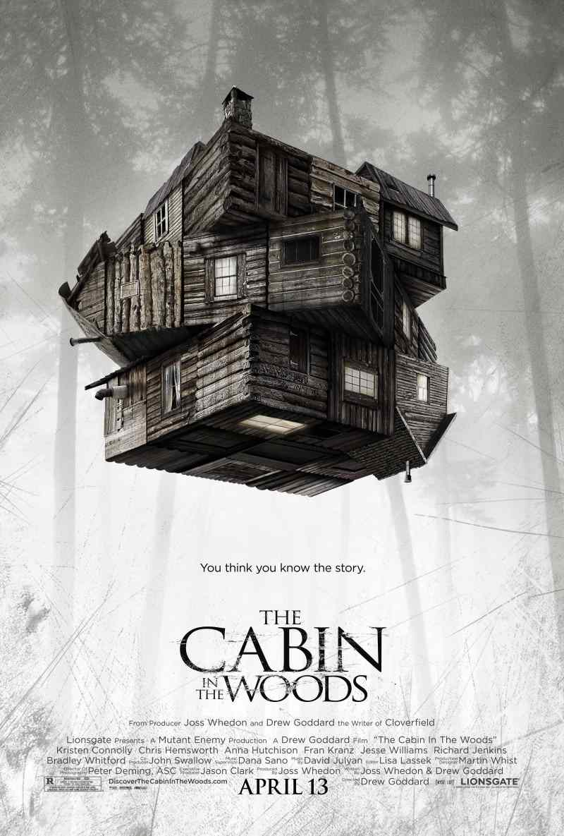 Cabin in the Woods Poster - Joss Whedon