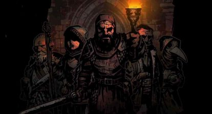 Darkest Dungeon party