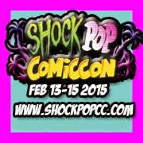 First-Annual Shock Pop ComicCon