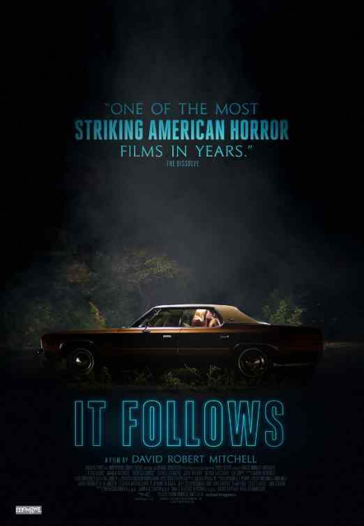 It Follows, Keir Gilchrist