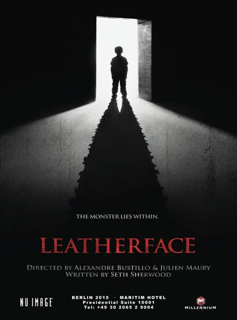 Leatherface. TCM. Stephen Dorff