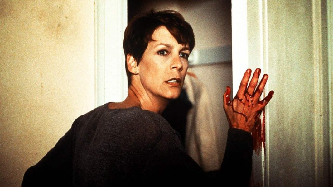 Jamie Lee Curtis in H20