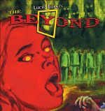 blu ray cover for the Beyond