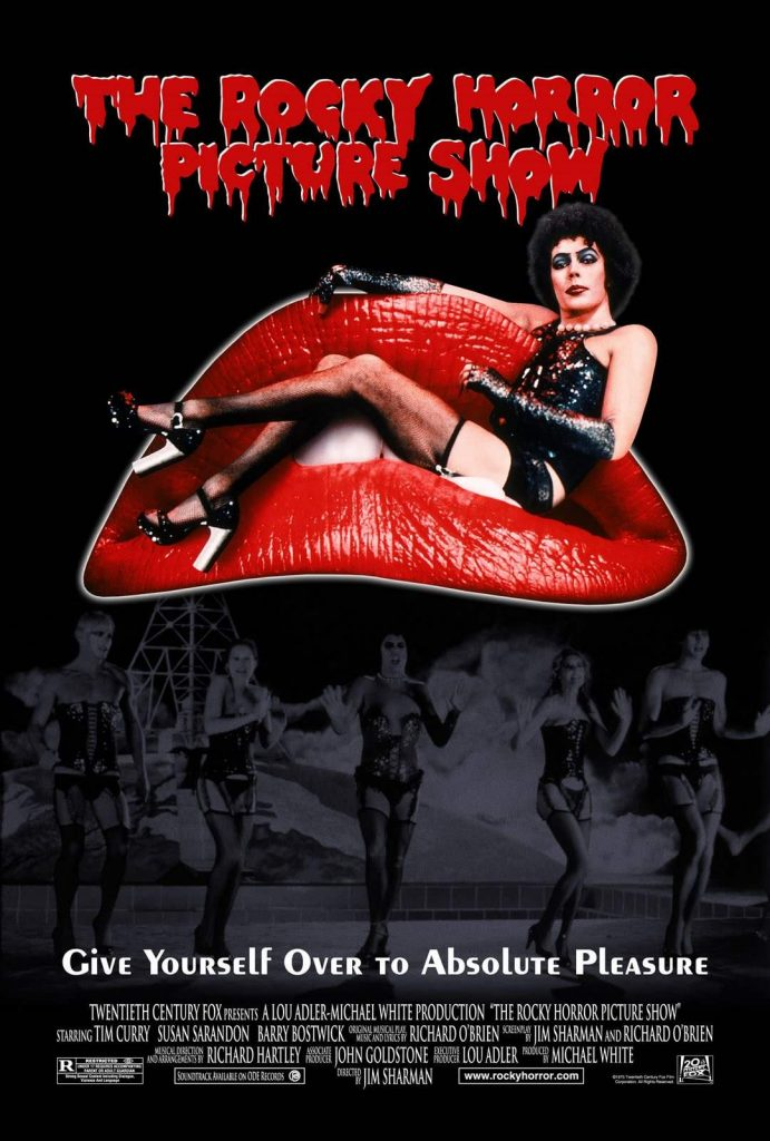 Tim Curry. Why theatrical horror is still important in the streaming age. Rocky Horror Picture Show