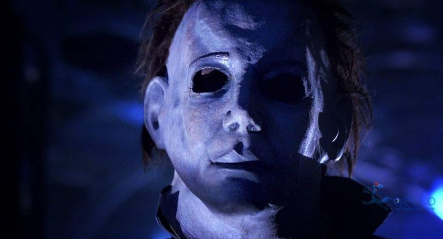 The new mask in Halloween 6