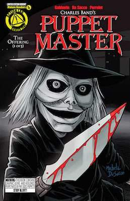 puppet master comic book