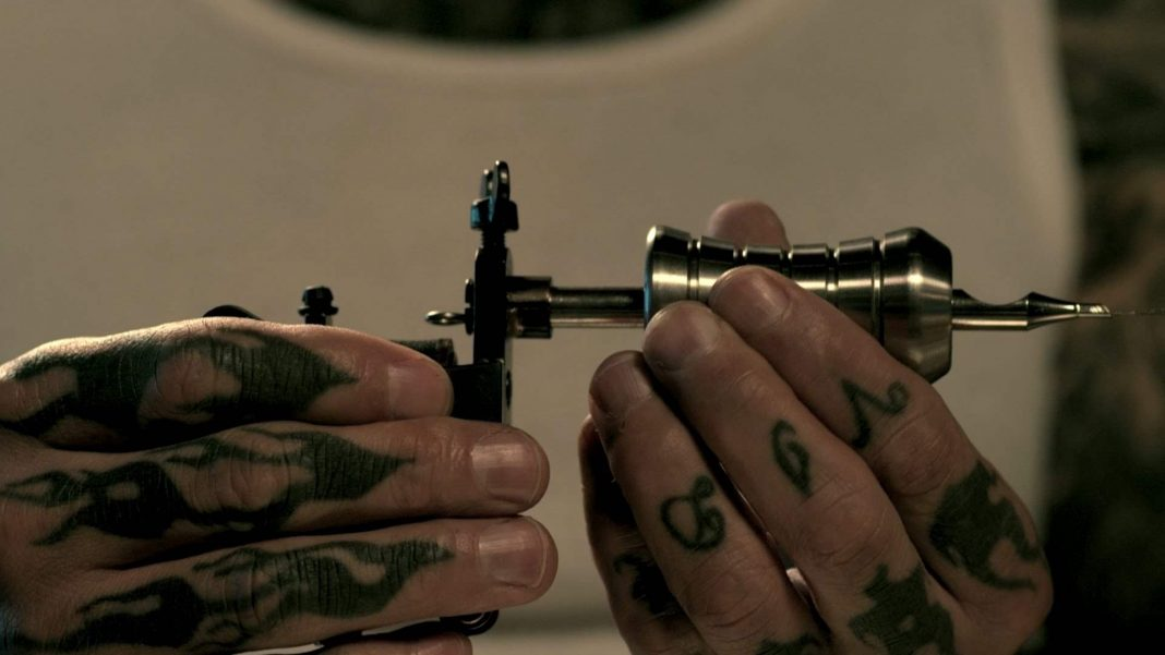 cool horror movie tattoos