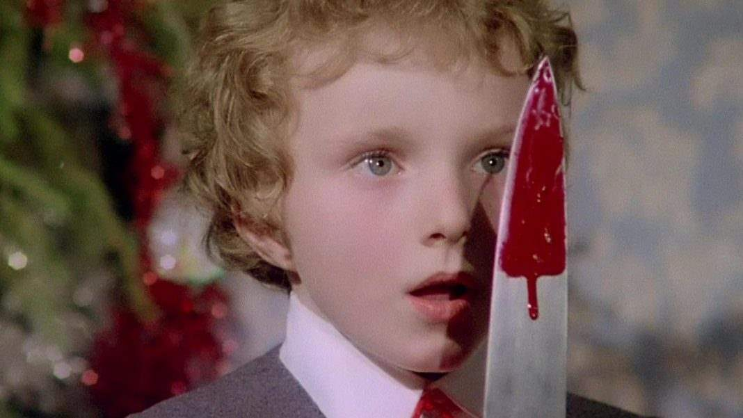 Argento's Deep Red