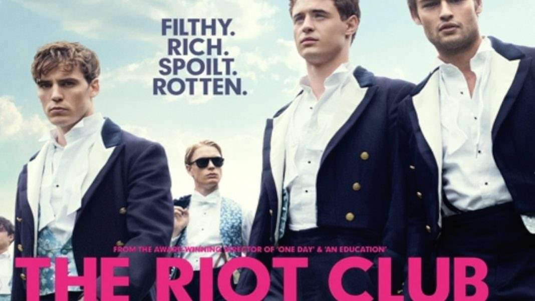 Not Quite Horror: The Riot Club (2014) - Wicked Horror