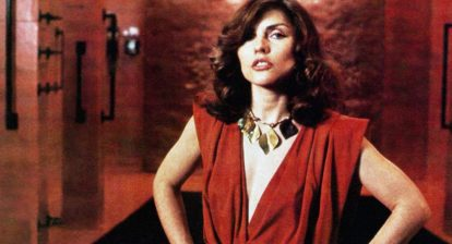Debbie Harry in Videodrome