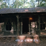 the cabin in Evil Dead II