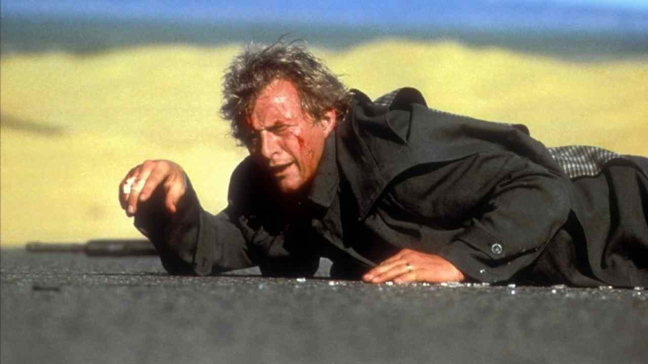 The Hitcher Rutger Hauer